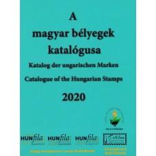 2020 Magyar bélyegek katalógusa